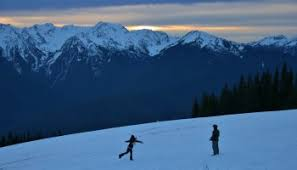 unwrapping a white christmas in the olympic mountains the