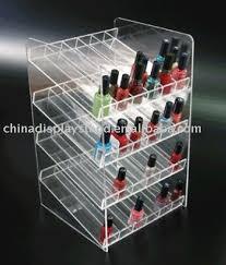 clear acrylic nail polish rack buy clear acrylic nail polish