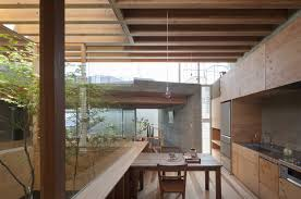 urban home interior design urban home with two story inner tree garden