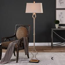 Uttermost Floor Lamps Vincent Gold Floor Lamp Uttermost Shaded Floor Lamps Lamps