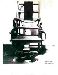 Thomas Edison Electric Chair Clinton Prison U0026 U0027electrical U0027 Executions