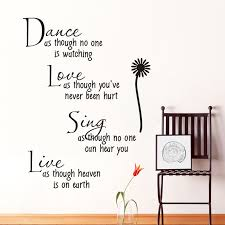 Quotes For Home Decor by Inspirational Quotes Flowers Reviews Online Shopping