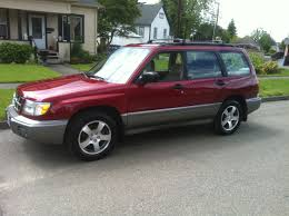 subaru forester modified subaru forester generations technical specifications and fuel economy