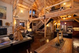 Timber Frame Barn Homes Home Design Barn Wood Home Great Sand Creek Post And Beam