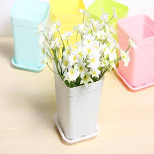 online get cheap square flower pots aliexpress com alibaba group
