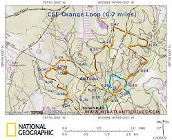 Virginia Capital Trail Map by Csf Orangeloop Jpg