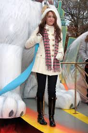 miley cyrus photos photos the 2008 macy s thanksgiving day
