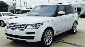range rover price 2016 2016 range rover supercharged full review start up exhaust youtube