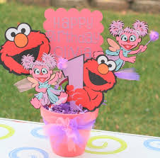 Elmo Centerpieces Ideas by 95 Best Elmo Abby Party Ideas Images On Pinterest Birthday Party