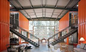 Shipping Container Apartments Tacoma Shipping Container Homes Cargo Container Homes