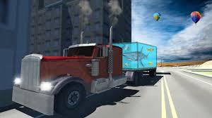 sea animals truck transport and cargo driver programu za android