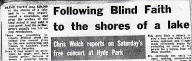 Members Of Blind Faith Ginger Baker U0027s Press Archives