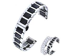 ceramic link bracelet images China 18 22mm quick release ceramic watch band for samsung gear s3 jpg