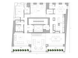 Five Bedroom Floor Plan For 18m A Gut Renovated West Village Duplex With Design World