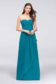 teal bridesmaid dresses teal bridesmaid dresses styles david s bridal