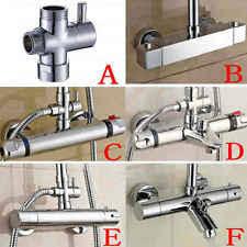 Shower Faucet Diverter 3 Way Shower Valve Ebay