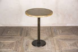 Zinc Bistro Table Bistro Pub Table Poseur Height Peppermill Interiors