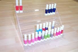 salon equipment acrylic nail polish displays
