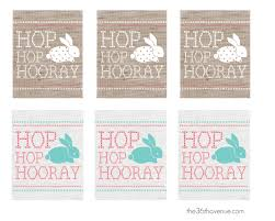 easter free printables the 36th avenue
