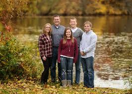 color combos fall family photos