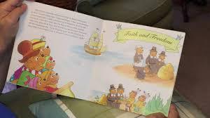 berenstain bears thanksgiving blessings