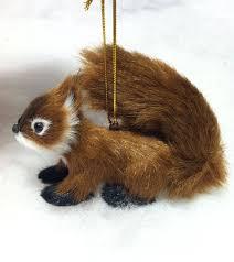 Raz 2013 Forest Friends Decora - 31 best woodland animal christmas tree ornaments faux fur images