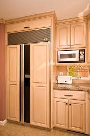 Microwave Inside Cabinet Kitchen Microwave Cabinet