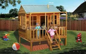 Backyard Kids Toys by The Ranger Cubby House Backyard Kids Toys Playcubb Australia