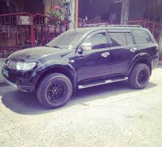 lifted mitsubishi endeavor 4x4 black track wheels and accesories 179 photos product