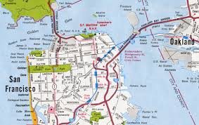 san francisco map maps san francisco maritime national historical park u s