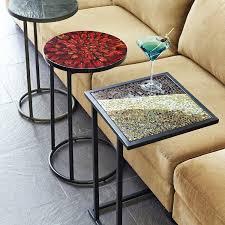 c sofa table tables luxury c table design glass top comfortable brown sofa