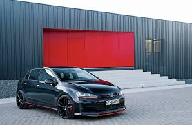 volkswagen golf gti 2015 4 door abt sportsline u0027s 2015 volkswagen gti dark is proof that the 40