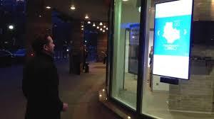 nanovo tv proudly presents home broker interactive window display