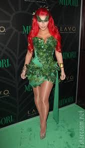 Poison Ivy Halloween Costume Kids Photos Kim Kardashian Poison Ivy Costume Midori Melon