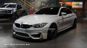 siege social bmw finally unlocked my car need for speed payback bmw m4