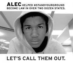 Trayvon Meme - alec experiences donor exodus following trayvon martin tragedy