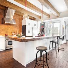 cuisine industrielle deco une cuisine rustique industrielle 2017 et cuisine industrielle deco