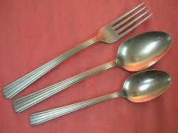 international supreme tea u0026 place spoon u0026 fork insico stainless