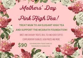 mother u0027s day pink high tea with julie goodwin julies place