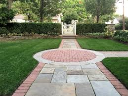 Pictures Of Stone Walkways by Natural Stone In Your Landscape Tode Landscape