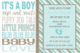 boy baby shower invitation wording ideas cimvitation