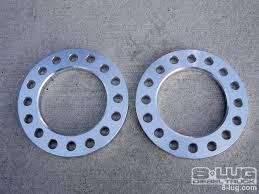 nissan titan wheel spacers trail sport wheel spacers ford super duty install 8 lug magazine