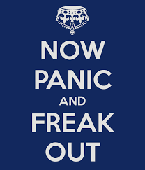 Make My Own Keep Calm Meme - now panic and freak out keep calm and carry on image generator