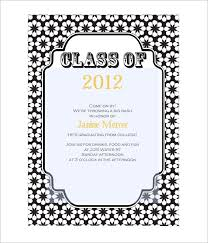 grad invitations 7 graduation invitation templates