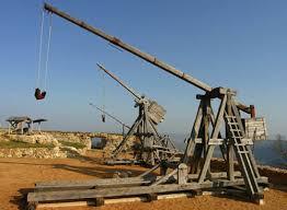 siege machines warfare arms