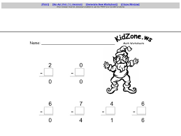 all worksheets subtraction with zeros regrouping worksheets