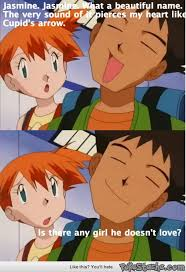 Misty Meme - misty pokemon google search pokemon pinterest pokémon