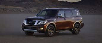 nissan armada india price 2017 nissan armada gets a full size update