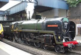 Barnes Station London 70013 Oliver Cromwell