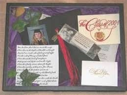 graduation shadow box cap and gown 8 best graduation images on